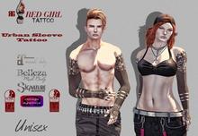 [RG] Urban Sleeve Tattoo - Maitreya-Belleza-Slink-Omega-Signat