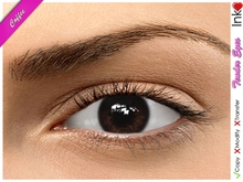 * Inkheart * - Tender Eyes - Coffee (4 Sizes System + Mesh)