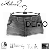 AdoreZ - Stella Jeans Shorts DEMO