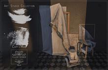 Clustered. Art studio Collection full set