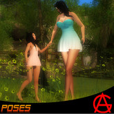 """AG POSE """"Hold Hand"""" (BOXED)"""