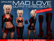 GRAVES Mad Love - Double Pack