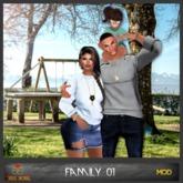 {BIG BOSS} - FAMILY 01