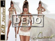 EB Atelier- **LAURA DEMO ** w/ OMEGA SLINK LOLAS Appliers - italian designer