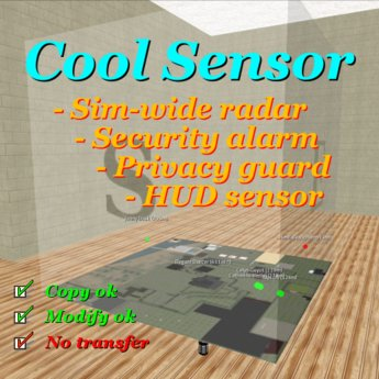 Cool Sensor v3.02