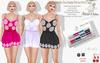 LSR -  Sexy Summer Mini Dress Mandala With Hud MB & Classic