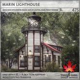 Trompe Loeil - Marin Lighthouse V1.1 [mesh]