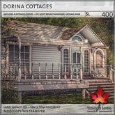Trompe Loeil - Dorina Cottages [mesh]