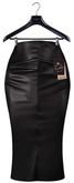 Tres Blah - Lovett Skirt - Black (Mesh) Maitreya / Slink Physique / Standard