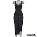 TETRA - Sahara Dress (Black)