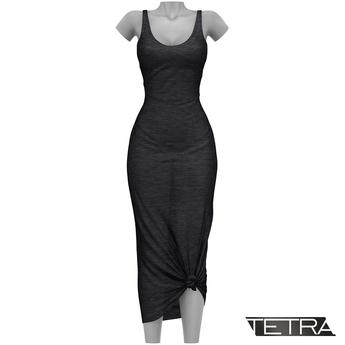 TETRA - Sahara Dress (Black)