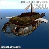 Steampunk Dreamliner