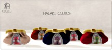 <*>B<*> Halaki Clutch Fat Pack