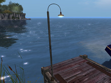 Dock/Jetty Lamp - Copy - Mod