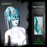 *TSM* Warpath - Series 6 - L.E. Spaletica - 10 of 10 left