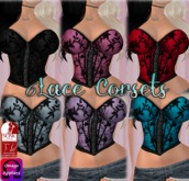 ::Love Lace:: Lace Corsets (Omega & SLink)