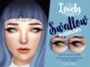 ((LovelyAlien)) Swallow Eyelashes