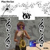 Play the sax transfer verion (Bag)