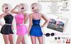 LSR - Sexy Mini Dress Freya With Hud MB & Classic