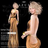 -AZUL- Esther /Topaz