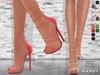 Vaxer :: Vine Heels (Maitreya Lara, Slink Physique & Hourglass, Belleza Isis & Freya) @ 20 Tex