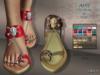 *MIRUS* ADIS Flat Shoes w HUD Belleza Maitreya Slink