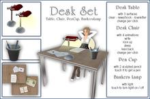 Sway`s Desk Set