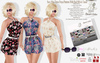 LSR - Sexy Mini Dress Freya Patterns With Hud MB & Classic