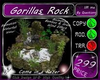 *NeW * Gorillas Rock *