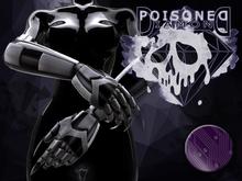 (Poisoned Diamond) CYBER ARM PURPLE