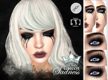 ::White Queen:: - Sadness eyeshadow - genesis