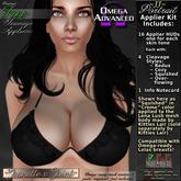 ~JJ~ Portrait Omega Cleavage Appliers