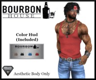 Bourbon House Tank with Color Hud