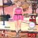 ::FLG Kamilly Mini Dress + HUD 20 Models::