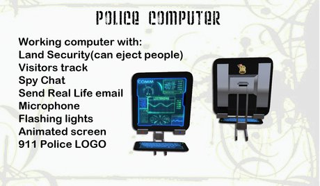 Police Computer