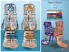 MIRUS Jewel Shoes w HUD Maitreya Belleza Slink