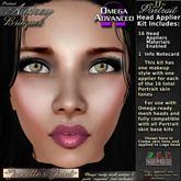 ~JJ~ Portrait Omega Head Appliers (Audrey/bouquet)