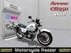 "(PeraTrax) - Motorcycle Rezzer ""Arrow CR950"" [White]"
