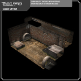 Tredpro Sewer Skybox