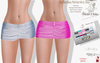 LSR - Mini Skirt Hailey With Hud MB & Classic