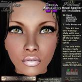 ~JJ~ Portrait Omega Head Appliers (Kira/sharp)