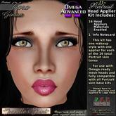 ~JJ~ Portrait Omega Head Appliers (Tara/genius)