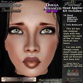 ~JJ~ Portrait Omega Head Appliers (Tara/insomnia)