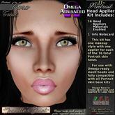 ~JJ~ Portrait Omega Head Appliers (Tara/treat)