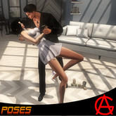 """AG POSE """"Let's Dance"""" (BOXED)"""