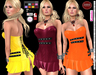 M&M-LEEDA DRESS-HUD