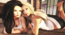 """[DB]Poses - """"soul sisters"""""""