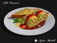 ~AB~ Cannelloni Pasta ~ Full Perm Mesh ~ 1 LI