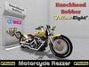 "(PeraTrax) - Motorcycle Rezzer ""Knockhead Bobber"" [Yellow 8]"