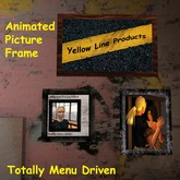 Animated Picture Frame